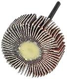 Proxxon Fächerschleifer, 1 Stück, 30 x 10 mm, braun/silber, 28985
