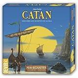 Devir - Catan Navegantes, juego de mesa (BGNAVEGANTES)