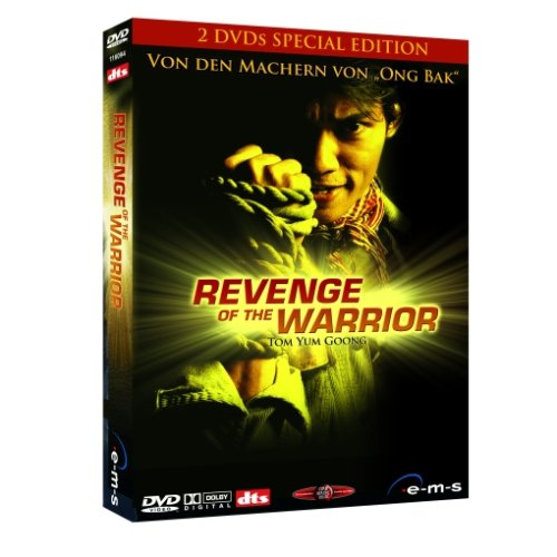 EMS GmbH Revenge of the Warrior (Special Edition, 2 DVDs)