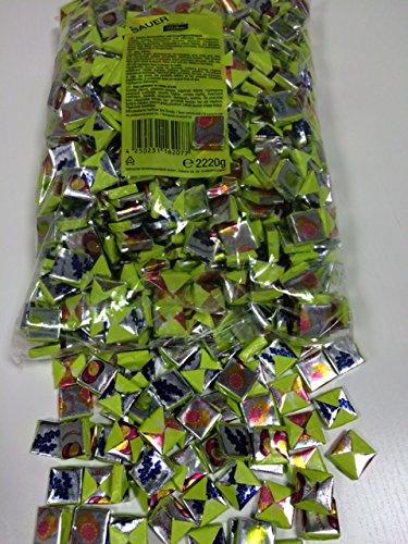 Böhme Saure Frucht Karamellen Sauer 2220g (ca. 1000 Stk.) Fruchtkaramellen