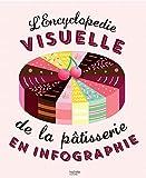 Encyclopédie visuelle de la pâtisserie en infographie : 1000 recettes pas à pas (Beaux Livres Cuisine)...