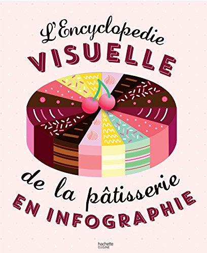 Encyclopédie visuelle de la pâtisserie en infographie : 1000 recettes pas à pas (Beaux Livres Cuisine)