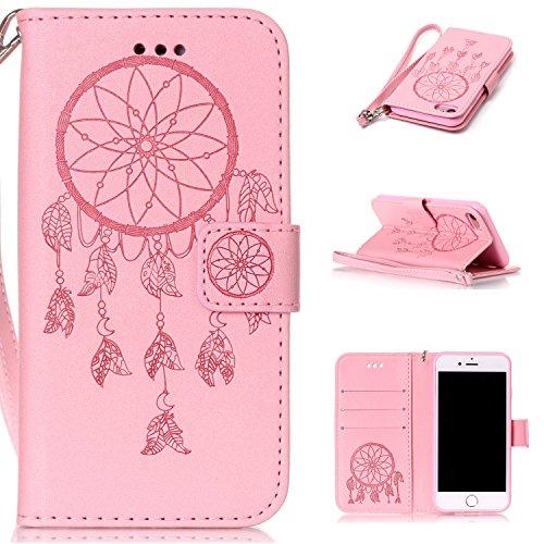 iphone-7-coque-flip-housse-wallet-protection-etui-cozy-hut-iphone-7-bookstyle-etui-dreamcatcher-hous