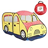 AYUE® Kinder Pop Up Spielzelt Faltbarer Car Popup Pit Balls Pool Für Kinder Indoor Und Outdoor,Color