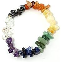 Chakra Chip Healing Bracelet