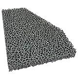 PUR Schamotte Feinstaub Rußfilter 200x158x25mm