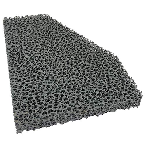 Feinstaub Rußfilter 200x158x25mm