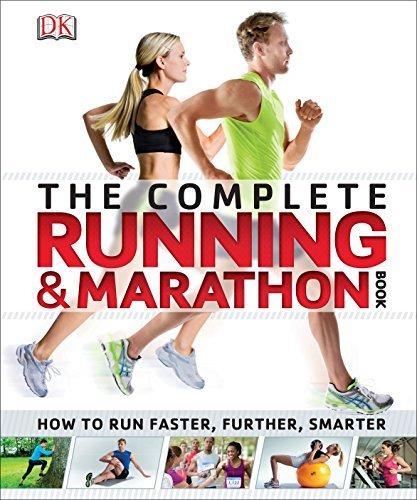 Complete Running and Marathon Book (Dk Sports & Activities) by DK DK (16-Jan-2014) Flexibound