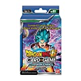 Starter serie 01 Dragon Ball Super Card Games jeu de carte à collectionner VF