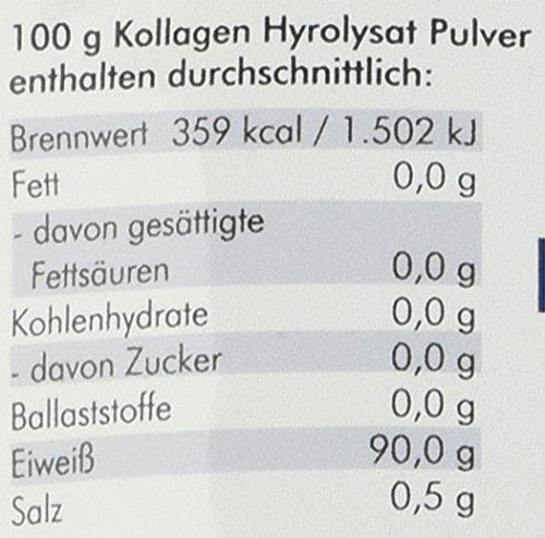 manako Kollagen Hydrolysat Collagen, 500 g Beutel (1 x 0,5 kg)