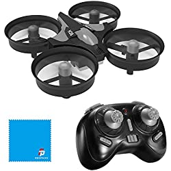 REDPAWZ H36 Mini 2.4G 4CH 6Axis Gyro Headless Mode RC Quadcopter RTF - Dark