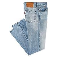 Levi's Slim Fit Jeans for Men, Blue 34 (6914279221599-BLU)
