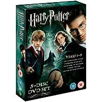 Harry Potter Years 1-5 Box Set