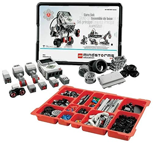 LEGO 45544 MINDSTORMS Education EV3 gesetzt