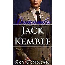 Domando Jack Kemble (Portuguese Edition)