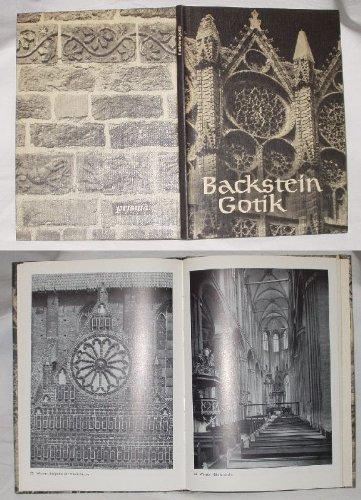 Bestell.Nr. 916732 Backstein Gotik - Bauten aus dem norddeutschen Raum, Die Schatzkammer Band 37