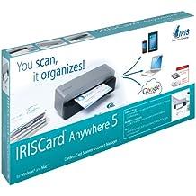 IRIS Card Anywhere 5 - Escáner de documentos
