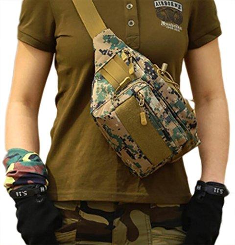 Outdoor-Taschen Travel Laufen Fashion Satchel Nylon-Tasche 5