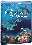 Les merveilles de l'océan - Blu-ray 3D active [Blu-ray 3D & 2D]