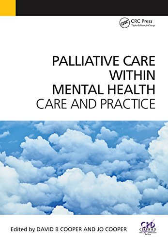 Palliative Care Within Mental Health: Care and Practice (English Edition)