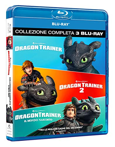 Blu-Ray - Dragon Trainer Collection 1-3 (3 Blu-Ray) (1 BLU-RAY)