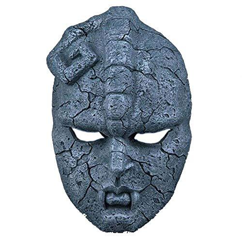 Kostüm Frauen Gargoyle - Puurbol JoJo Gargoyle Kostüm Maske Maskerade Party Cosplay Halloween