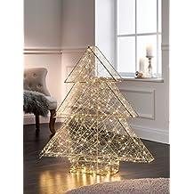 Tannenbaum Beleuchtet Kunststoff.Suchergebnis Auf Amazon De Für Metall Tannenbaum Pureday