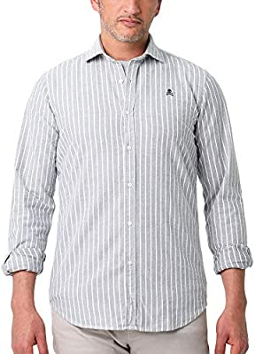 Scalpers Camisa Slim FIT Pinzas -  /