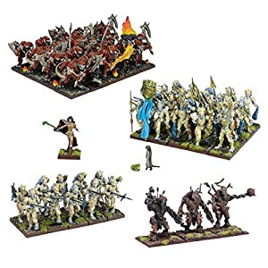 Mantic Games MGKWN101 Kings of War Force of Nature Army Playset