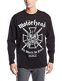 Motorhead Herren T-Shirt Iron Cross