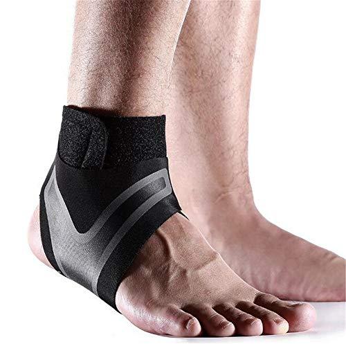 BCLGCF Supporto Articolare alla Caviglia per Fascite Plantare E Supporto alla Caviglia - Compressione per Calzini Ottimali per La Caviglia per Uomo E Donna, Sollievo dal Dolore - 1 Paio,S