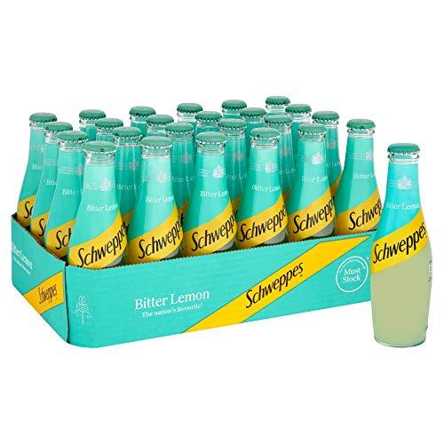 Schweppes Bitter Lemon 24 x 200 ml