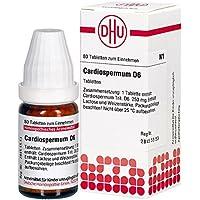 Cardiospermum D 6 Tabletten 80 stk preisvergleich bei billige-tabletten.eu