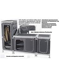 Hängeregal stoff amazon  Amazon.es: Holly Produkte Vertriebs-u. Lizenz GmbH - Armarios ...