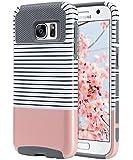 S7 Case, Galaxy S7 Case, ULAK Hybrid Case for Samsung Galaxy S7 2016