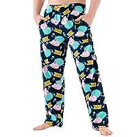 Peppa Pig Mens Daddy Pig Lounge Pants