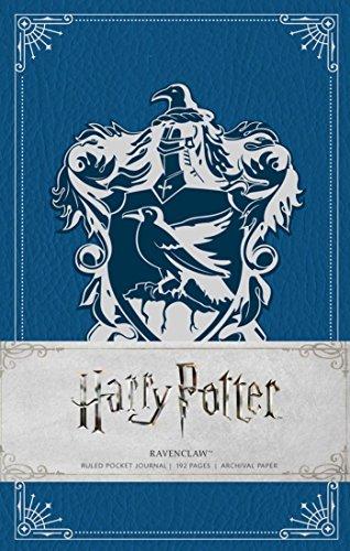 Harry Potter Ravenclaw. Ruled Pocket Journal (Insights Journals) por Vv.Aa