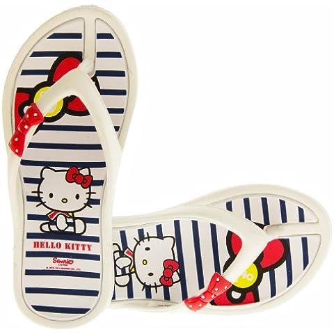 Hello Kitty Ingiro Niñas Chanclas Sandalias de Playa