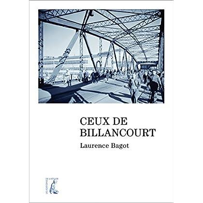 Ceux de Billancourt (SCIENCES HUM HC)