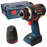 Bosch Professional GSR 18V-EC FC2 Akku-Bohrschrauber maximal 50 Nm Drehmoment im harten Schraubfall, Solo Version, L-BOXX, 1 Stück, 06019E1102