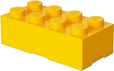 Lego Lizenzkollektion, Lunchbox Brotdose, 8 Noppen
