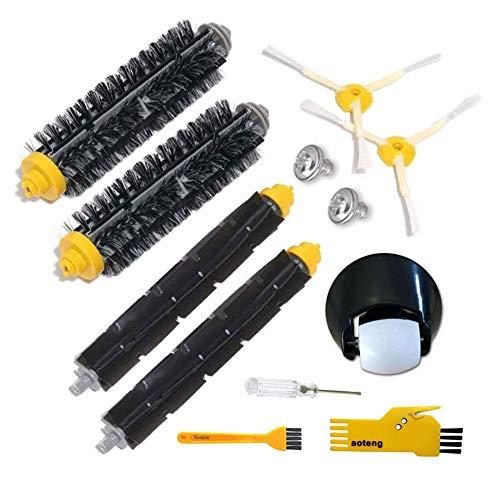 Kit de cepillo y montaje de rueda delantera para...