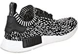 adidas Unisex-Kinder NMD_r1 Pk Sneakers, Mehrfarbig core Black/FTWR White, 40 2/3 EU