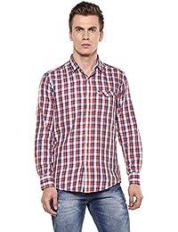 [Sponsored]Urbanity Mens Cotton Full Sleeve Shirt