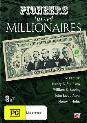 Pioneers Turned Millionaires - Season 1