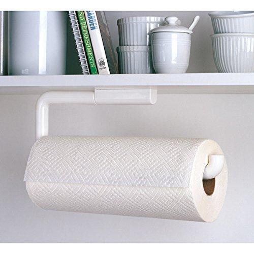 Mdesign portarotoli carta per cucina a parete sotto al for Carta da parete per cucina