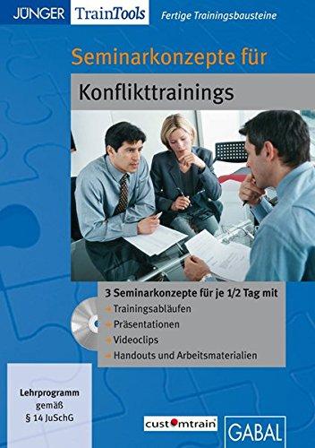 Seminarkonzepte für Konflikttrainings