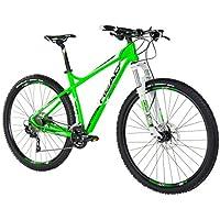 Bicicleta de montaña 29 pulgadas HEAD X-RUBI II verde