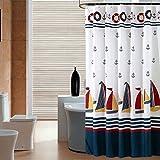 Duschvorhänge Duschvorhang Wasserdichter Schutz Moldy Thick Multi-Size-Option Hochwertiger Duschvorhang Hochwertige Duschvorhänge ( größe : 350cm*200cm )