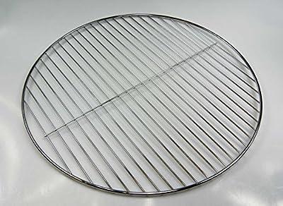 Ø 54,5 cm verchromter Grillrost für Kugelgrill 55 56 57 Weber Kohlerost Rundgrill geeignet Grill, Rost, Rundgrill, rund